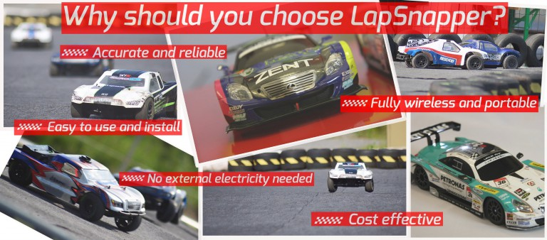 Why should you choose the LapSnapper?
